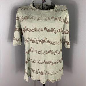 Women's Calvin Klein shirt size xl